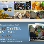 The 7th Annual Stratford Hall Wine and Oyster Festival