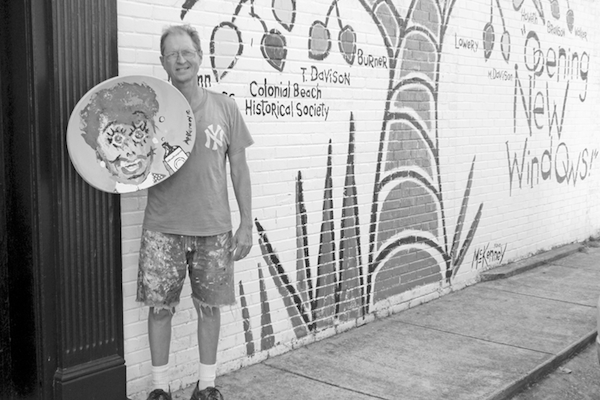 Phil McKenney is the featured artist for this month's art and wine event at the museum that begins with an opening reception Wednesday, Sept. 18 from 5 to 7 p.m.  Source: Westmoreland News