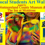 Local Students Art Walk