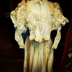 1893 Wedding Dress- favorite