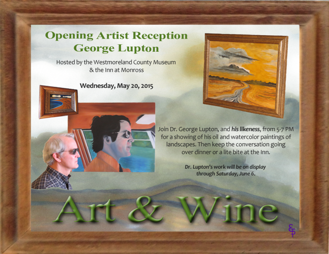George Lupton Final Flyer