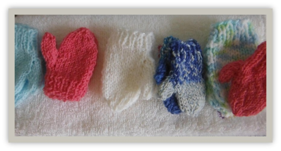Doll Mittens- cropped